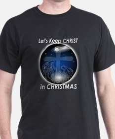 Christ in Christmas T-Shirt
