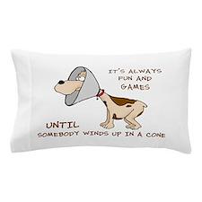DOG CONE Pillow Case