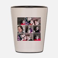 Brogan Mug Shot Glass
