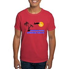 Wichita Falls Retro T-Shirt