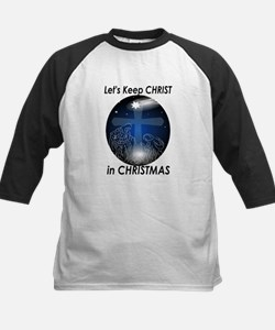 Christ in Christmas Tee