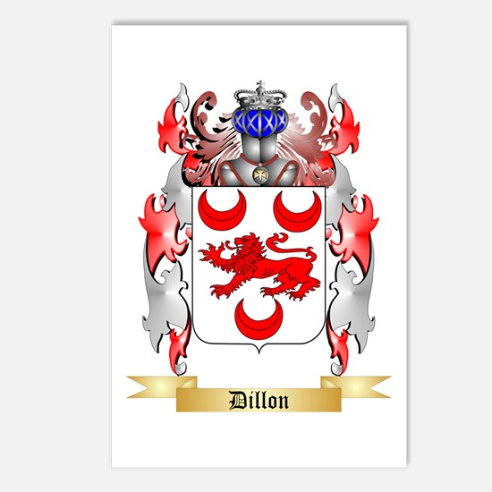Dillon Postcards (Package of 8)