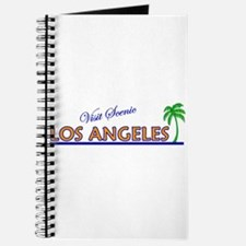 Visit Scenic Los Angeles, Cal Journal