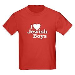 I Love Jewish Boys T