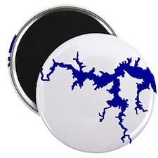 """NACI DRAGON [blue] 2.25"""" Magnet (10 pack)"""