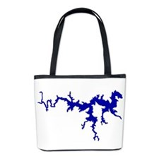 NACI DRAGON [blue] Bucket Bag