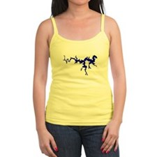 NACI DRAGON [blue] Ladies Top