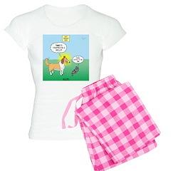 Tinkles vs. Lassie Pajamas