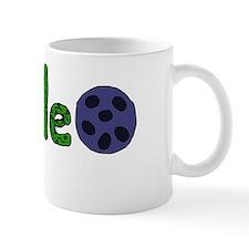 Pickleball Letters iPickle Small Mug