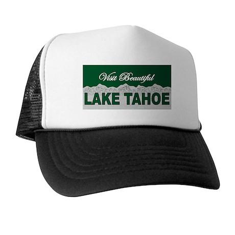 Visit Beautiful Lake Tahoe Trucker Hat