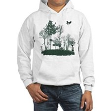 natural band copy.png Hoodie