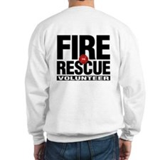 Volunteer Fire Rescue Sweatshirt
