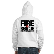 Volunteer Fire Rescue Hoodie