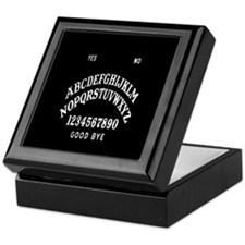Talking Board Keepsake Box