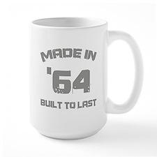 1964 Built To Last Mug