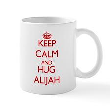 Keep Calm and HUG Alijah Mugs