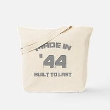 1944 Built To Last Tote Bag