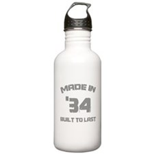 1934 Built To Last Water Bottle