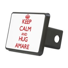 Keep Calm and HUG Amare Hitch Cover