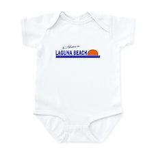 Its Better in Laguna Beach, C Infant Bodysuit