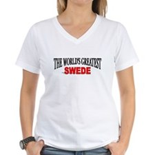 """""""The World's Greatest Swede"""" Shirt"""