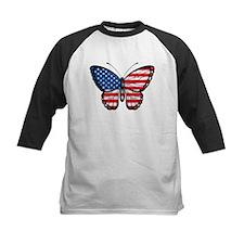 American Butterfly Baseball Jersey