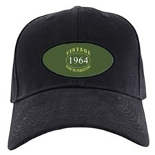 Vintage 1964 Birth Year Baseball Hat