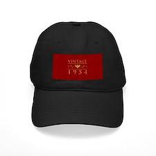 Vintage 1954 Birth Year Baseball Cap