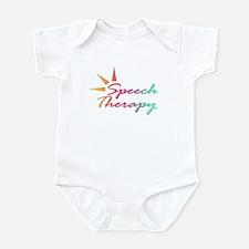 Speech Therapy Infant Bodysuit