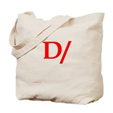 Dominant symbol Tote Bag