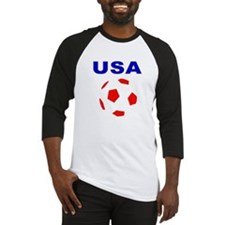USA Soccer Team 2014 Baseball Jersey