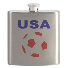 USA Soccer Team 2014 Flask