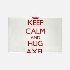 Keep Calm and HUG Axel Magnets