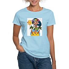 Hula Girl T-Shirt