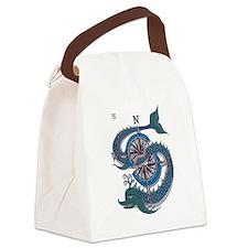 Festina Lente Canvas Lunch Bag