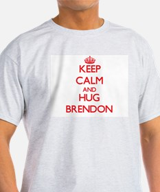 Keep Calm and HUG Brendon T-Shirt