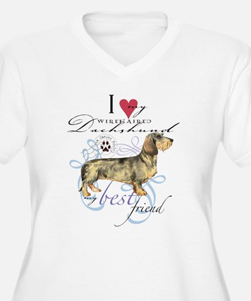 Wirehaired Dachsh T-Shirt