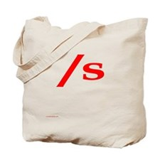 submissive symbol Tote Bag