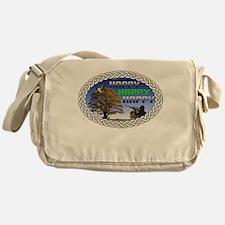 HAPPY Messenger Bag