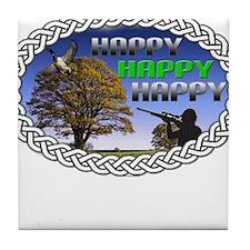 HAPPY Tile Coaster