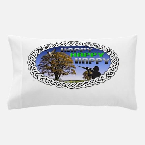 HAPPY Pillow Case