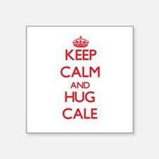 Keep Calm and HUG Cale Sticker