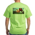 Boomershoot 2007 Green T-Shirt