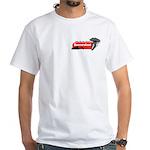 Boomershoot 2007 White T-Shirt
