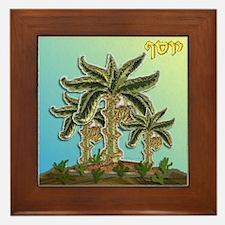 12 Tribes Israel Joseph Framed Tile
