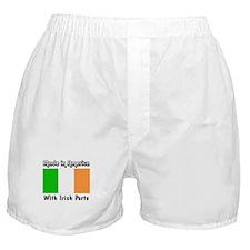 Irish Parts Boxer Shorts