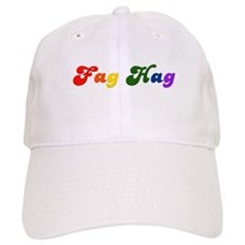 Fag Hag Baseball Cap