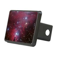 Unicorn galaxy nebula spac Hitch Cover