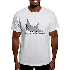 SharkyMan T-Shirt