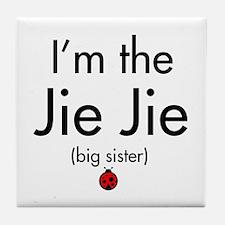I'm the Jie Jie Tile Coaster